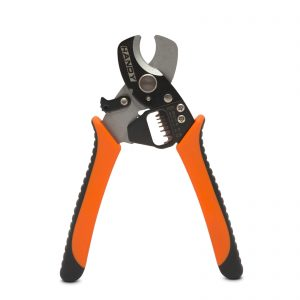 Vágó- és kábelblankoló fogó 0,8-2,6 mm -