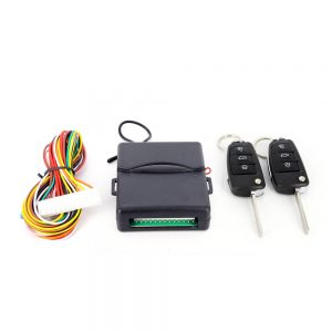 Távirányítós központizár vezérlő szett bicskakulcsos távirányítókkal - 55073-2