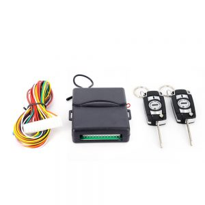 Távirányítós központizár vezérlő szett bicskakulcsos távirányítókkal - 55073-3