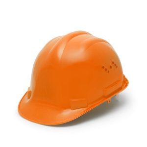 Munkavédelmi sisak narancs - 10372OR