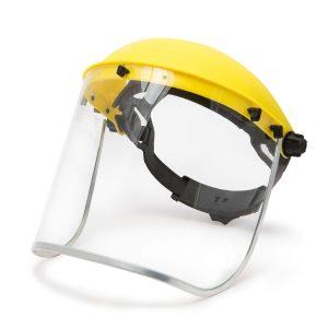 Arcvédő plexi pajzs - 10373