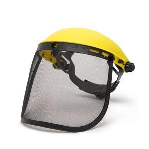 Arcvédő rostély homlokpánttal - 10374