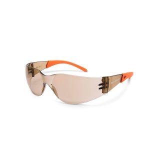 Professzionális védőszemüveg UV védelemmel, amber - 10381AM