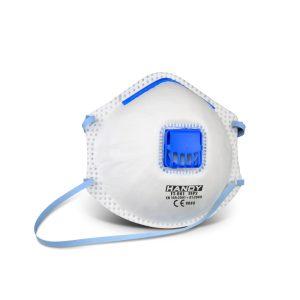 Porvédő maszk szelepes 2 db / csomag - 10391-2