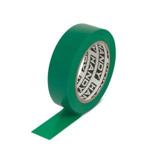Szigetelőszalag 19 mm · 10 m zöld - 11096GR
