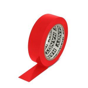 Szigetelőszalag 19 mm · 10 m piros (10 db) - 11096RD