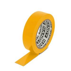 Szigetelőszalag 19 mm · 10 m sárga (10 db) - 11096YE