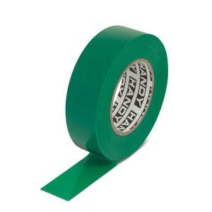 Szigetelőszalag 19 mm · 20 m Zöld (10 db) - 11097GR