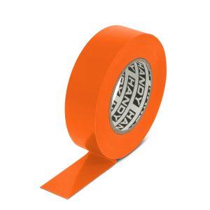 Szigetelőszalag 19 mm · 20 m narancssárga (10 db) - 11097OR