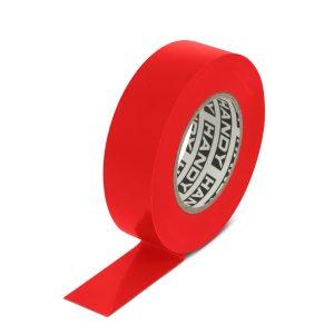 Szigetelőszalag 19 mm · 20 m piros (10 db) - 11097RD