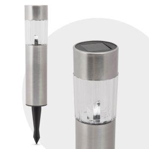 LED szolár lámpa - 20 cm - 11377