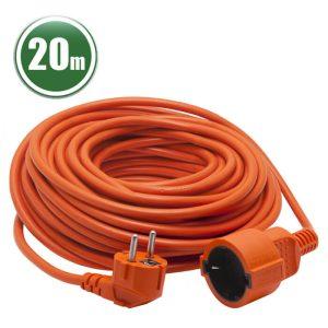 Hálózati lengő hosszabbító 3 x 1,0 mm² 20 m - 20502OR