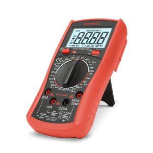 Digitális multiméter TRUE RMS hőmérséklet méréssel - 25201