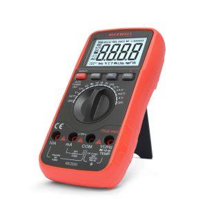 Digitális multiméter (TRUE RMS) hőmérséklet méréssel - 25303