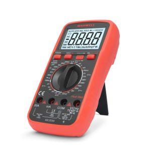 Digitális multiméter, induktivitás méréssel - 25304