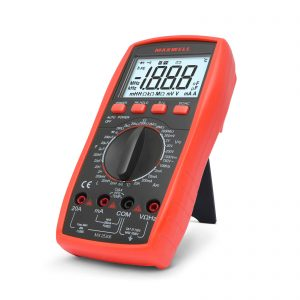 Digitális multiméter induktivitás mérővel - 25306