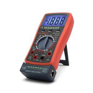 Digitális multiméter kábel tesztelővel - 25331