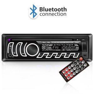 CD/MP3 fejegység - változtatható háttér világítással - 39704
