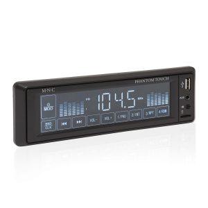 M.N.C Phantom Touch MP3-as autórádió érintő kijelzős - 39713