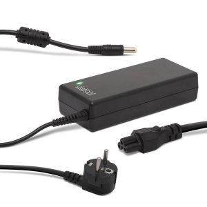 Univerzális laptop/notebook töltő adapter tápkábellel - 55366