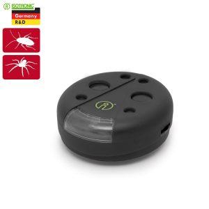 Elemes pók- és csótányriasztó LED lámpával - 55653