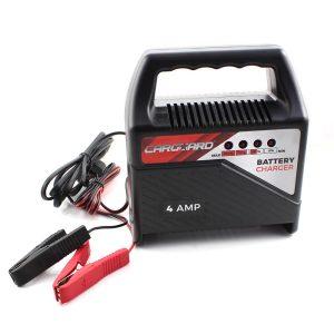 Akkumulátor töltő - 4A, 12V - 55777A