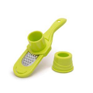 Fokhagymareszelő zöld, narancs - 57247