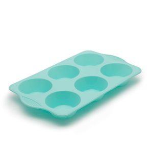 Szilikon muffinsütő-forma - 6 adagos 5 / 7 cm - 57276