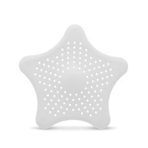 Lefolyószűrő csillag szilikon - 57355WH
