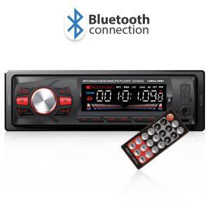 MP3 lejátszó Bluetooth-szal, FM tunerrel és SD / USB olvasóval - 39701