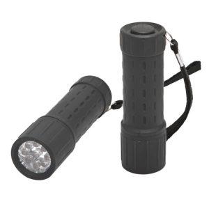 PHENOM LED-es elemlámpa ajándék elemekkel - 18605