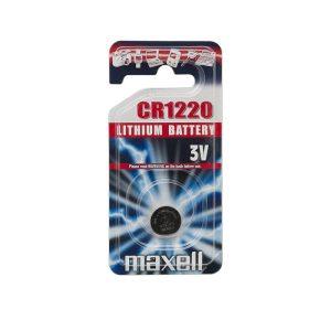 Maxell Gombelem CR 1220 Li • 3 V - 18744