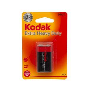 Kodak ZINC extra heavy duty elem 6F22 • 9 V - 18809-1