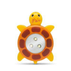 PHENOM Nyomógombos lámpa Teknős - 20273B