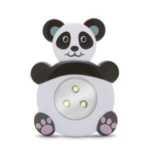 PHENOM Nyomógombos lámpa Panda - 20273D