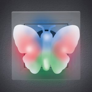 PHENOM Színes LED irányfény Pillangó - 20295B