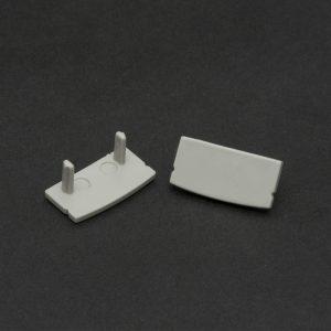 PHENOM LED aluminium profil végzáró 1 pár (41010hez) - 41010E