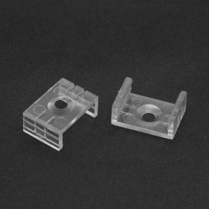 PHENOM LED aluminium profil rögzítő elem 1 pár (41017-hez) - 41017C