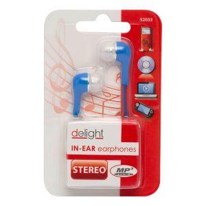 Delight Fülhallgató 5 színben - 52033