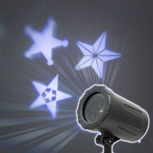 Stern Fabrik LED csillagos mini projektor - 54918