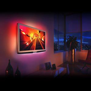 """PHENOM LED szalag szett - TV háttérvilágítás 24 - 38"""" - 55850A"""