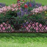 Virágágyás szegély / kerítés - 11468B