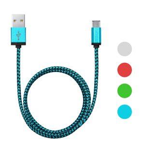 Delight Adatkábel - micro-USB - 2 m - 55441A