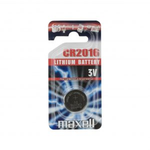 Maxell Gombelem CR 2016 Li • 3 V - 18740-1