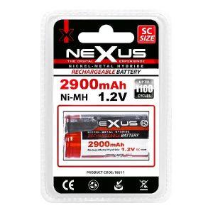 Nexus Baby akkumulátor forrasztható kivitel - 18511