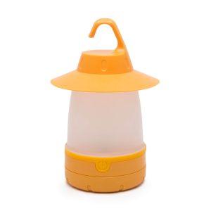 Phenom akasztható kemping lámpa – sárga – 11447B