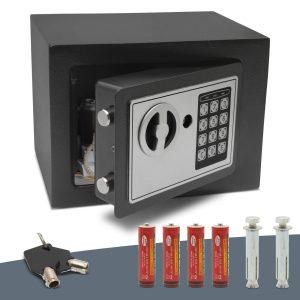 Delight  Smart elektronikus midi bútorszéf, digitális, számkódos - 55581
