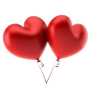 Family Pound - Lufi szett - szív - 56103H