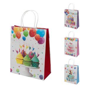 "Papírszatyor ""Happy Birthday"" - 57315"