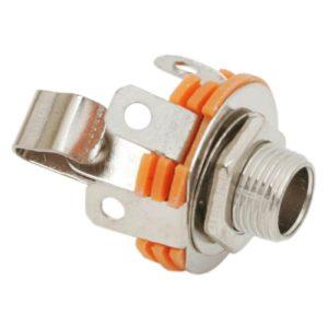 JACK aljzat beépíthető Mono 6,3 mm - 05132